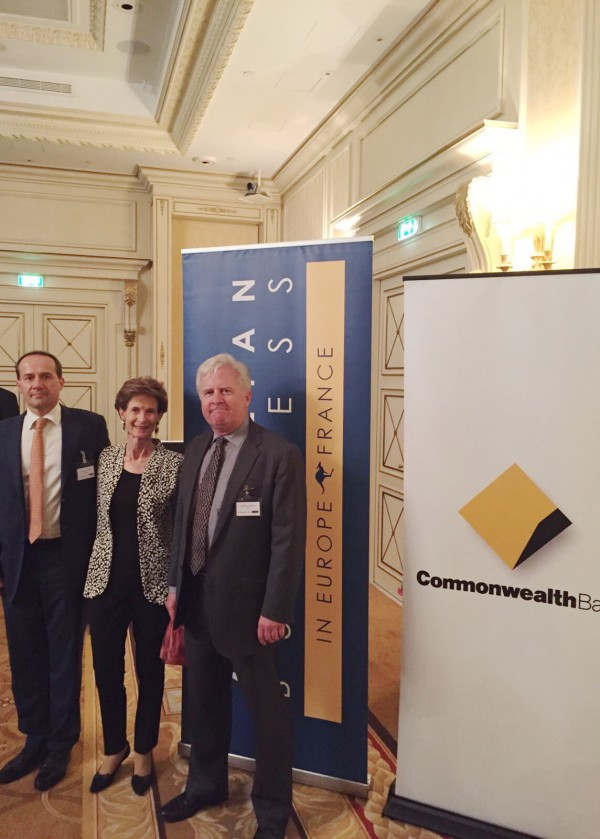 Presentation with Commonwealth Bank of Australia's Chief Economist Michael Blythe, 31 May 2017