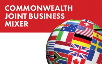 Commonwealth Business Mixer