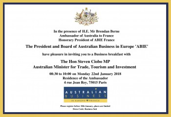 ABIE Business breakfast