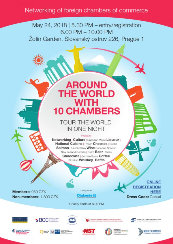 Around the World with Chambers of Commerce