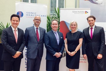 Event Review: German Australian Business Council Ambassador's Dinner- Berlin, June 2018