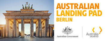 Australian Landing Pad Europe: Welcome to Berlin