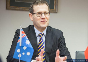 Meet the Australian Ambassador