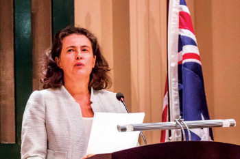 Special Briefing by Australia's lead negotiator Alison Burrows, Special Negotiator EU-FTA