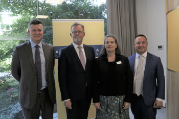 BRUSSELS EVENT: SPECIAL BRIEFING EU-AUSTRALIA FTA