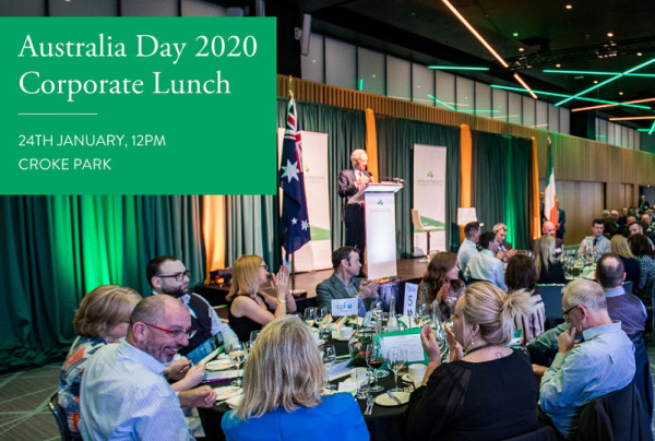 2020 Australia Day Corporate Lunch