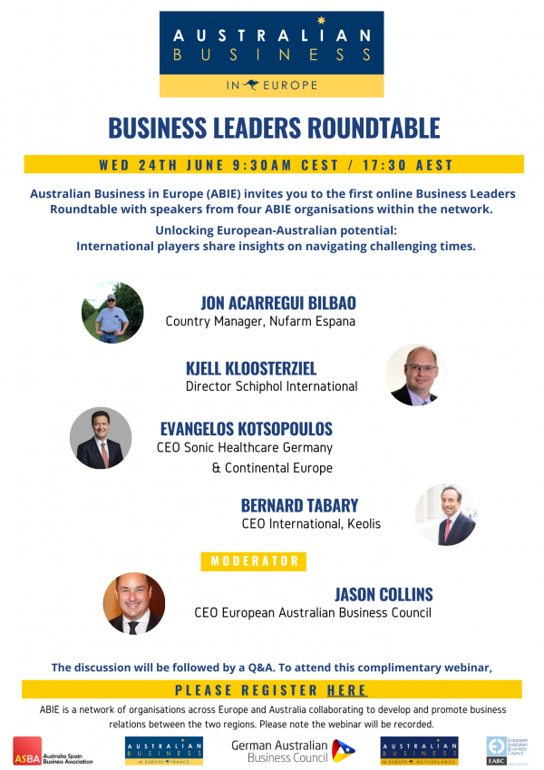 Business Leaders Round Table