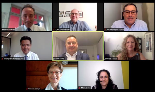The ABIE Group's First Online Business Leaders Roundtable - 24 June 2020