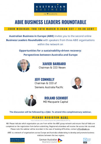 Australian Business Leaders Roundtable