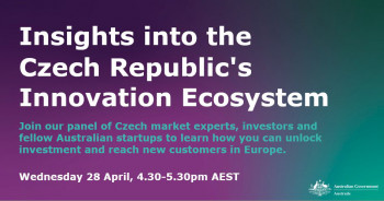 Czech Republic - Innovation Ecosystem Webinar